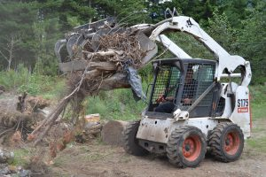 Debris-Removal by KCR Bobcat & Country Services
