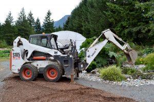 KCR Bobcat landscaping